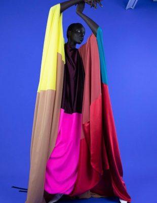Londonska nedelja mode: Predstavljamo vam najnoviju reviju modne dizajnerke Roksande Ilinčić