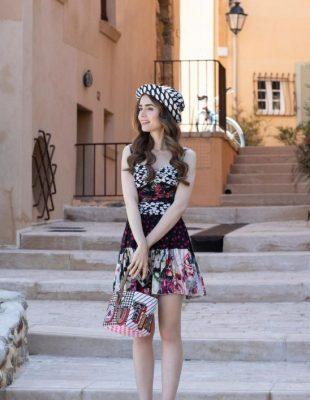 "Pejzaži, moda i francuska kuhinja na novim fotografijama druge sezone ""Emily in Paris"""