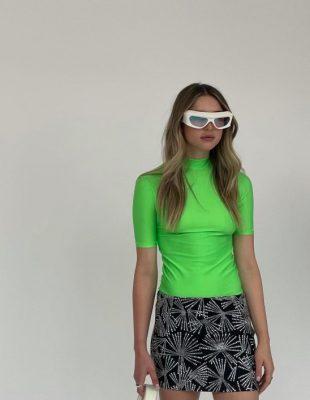 Eve Jobs, ćerka čuvenog Stevea Jobsa, imala je svoj manekenski debi na Pariskoj nedelji mode