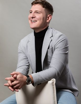 "Stefan Katanić, osnivač firme Veza Digital: ""Svet je naša kancelarija"""
