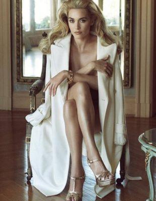 Kate Winslet kao manekenka i ratna fotografkinja u novom biografskom filmu