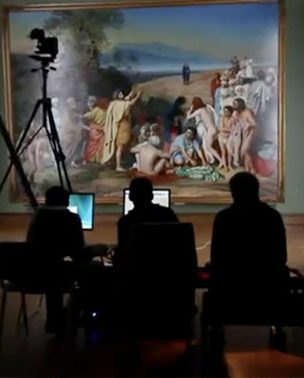 Virtuelni hodnici umetnosti