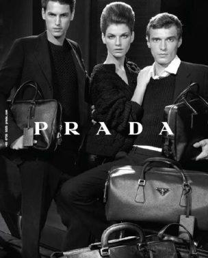 Reklamna kampanja Prada jesen/zima 2010/11.