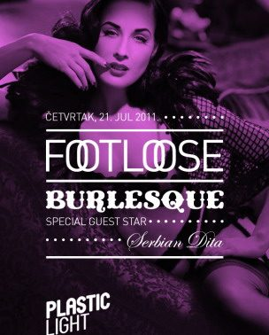 Footloose Burlesque