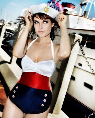 Ahoy, there, sailor!