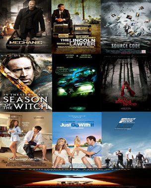 10 filmova koje morate pogledati dok ste na odmoru