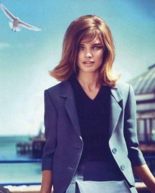 "Natalia Vodianova za ""Vogue US"" septembar 2011."
