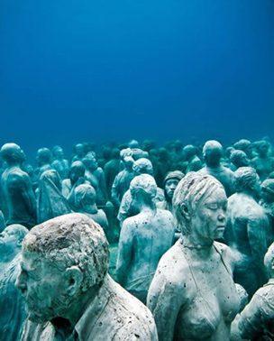 Skulpture sa škrgama