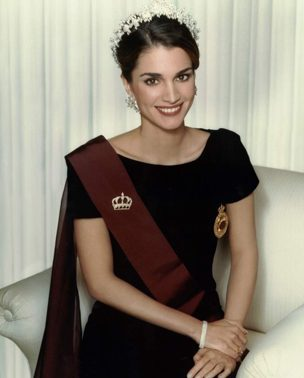 Royal Style: Queen Rania of Jordan