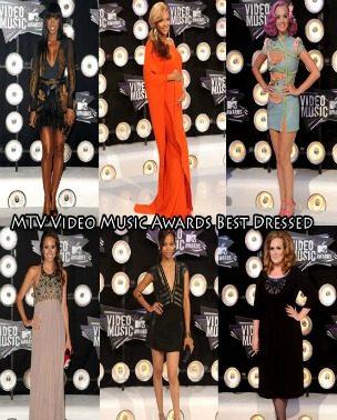 Fashion Report – Video Music Awards