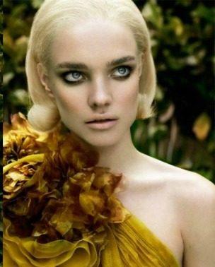 "Natalia Vodianova za ""Vogue Turkey"", septembar 2011."