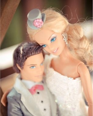 Barbie and Ken Got Married!