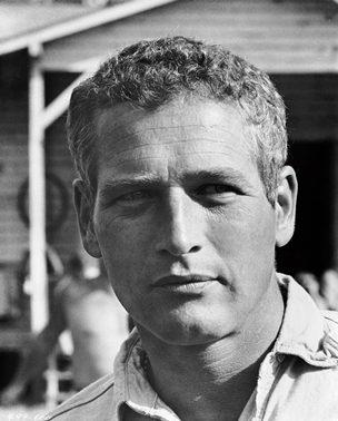 Zgodni daltonista: Paul Newman
