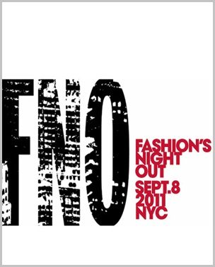 Vogue Fashion's Night Out New York