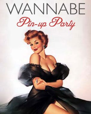 Wannabe Pin-up Party @ Plastic Light / 23. septembar