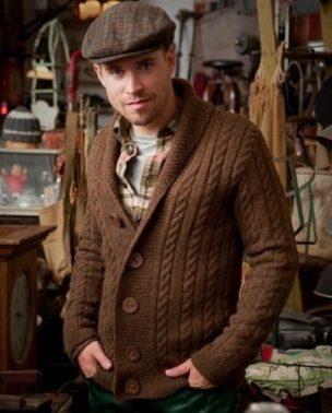 Fashion moMENts: Divno toplo pletivo