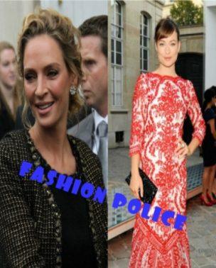 Fashion police: Šta ste to obukle?