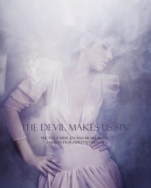 The Devil Makes Us Sin: Jovana Mladenović i Dajana Vasić