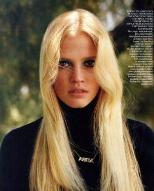 """Vogue UK"" oktobar: Agnetha Fältskog kao inspiracija"
