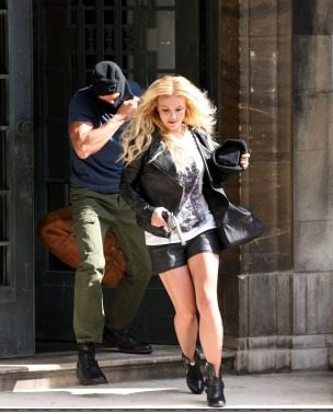 "Premijera spota: Britney Spears ""Criminal"""