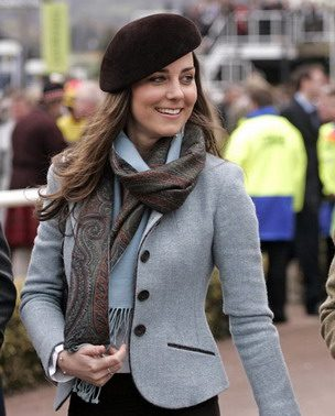 Kate Middleton i njen stil