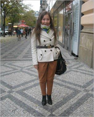 Street Style Catcher: Prag