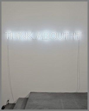 A šta VAS tera na razmišljanje?