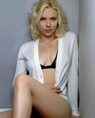 Who Run the World: Scarlett Johansson