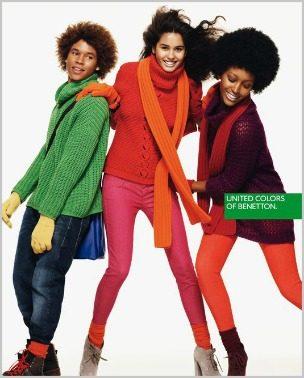 Ujedinjene boje: United Colors of Benetton