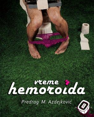 """Promocija knjige """"Vreme hemoroida"""""""