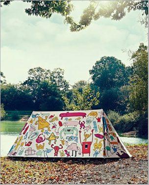 FieldCandy Tents – šatori neobičnog dizajna koji će vas osvojiti